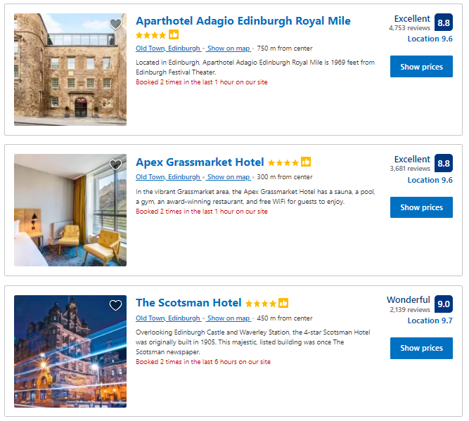 Best Websites to Find Long-Term Accommodation - Booking.com