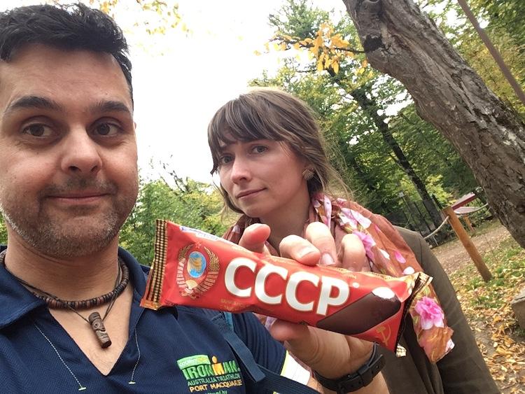 Soviet Ice cream CCCP